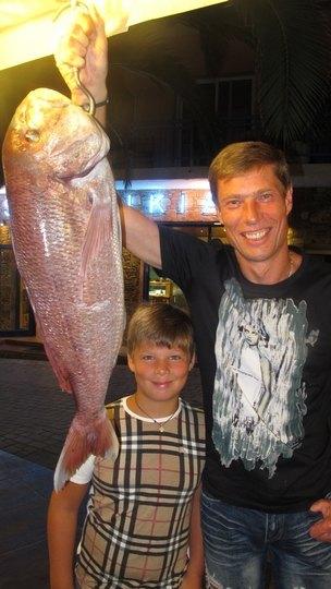 Владимир с сыном