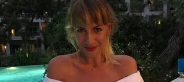 Леся Никитюк отдыхает в Турции