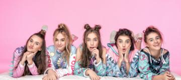Тин-группа Open Kids отправляется в тур с новым альбомом