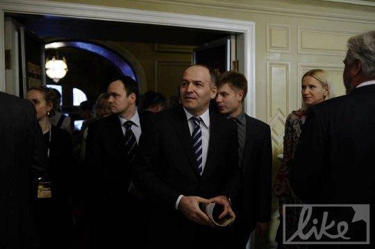 Основатель благотворительного Фонда Виктор Пинчук