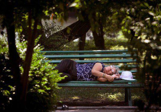 Бухарест. Парк Культуры и отдыха