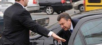 Янукович заказал себе вагон-гараж за 12,1 млн грн