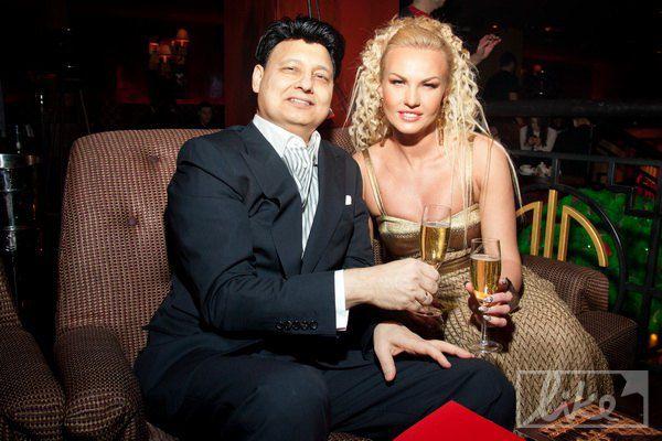 Певица Камалия с мужем Захуром Мохаммадом