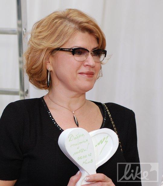 Марина Кинах
