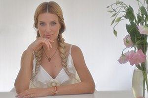 Ольга Горбачева рассказала о материнстве