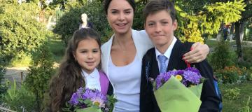Потап, Подкопаева, Седокова и другие звезды отвели детей в школу