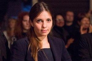 Дочь Тимошенко засветилась на детском спектакле