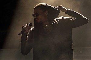 Концерт Криса Брауна закончился перестрелкой