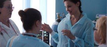 Голливудская актриса Эшли Джадд поддержала женщин Донбасса