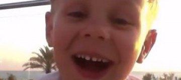 Сын Тины Кароль спел для ее фанатов