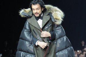 Киркоров подработал моделью на неделе моды