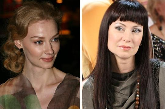 Светлана Ходченкова и Нонна Гришаева зарабатывают в день примерно одинаково