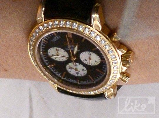 Часы Ирины Ванниковой