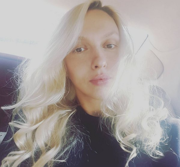 Певица Оля Полякова восхитила поклонников своим естественным луком