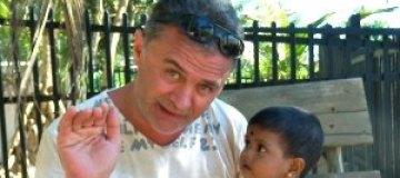 Фалеса отдохнул с подопечной на Шри-Ланке