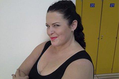 Руслана Писанка хочет похудеть на 50 кг