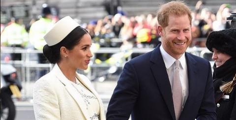 Переезд Меган Маркл и принца Гарри из Кенсингтонського дворца получил официальное подтверждение