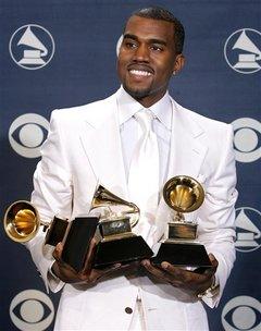 Альбом Канье Уэста признали лучшим рэп-альбомом