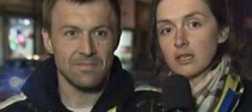 Украинская телеведущая бежала марафон в Бостоне