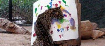 Топ-10 самых известных животных-художников