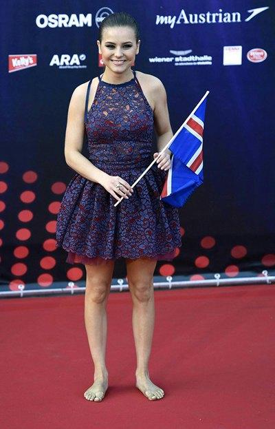 Мария Оулавсдоуттир - Исландия