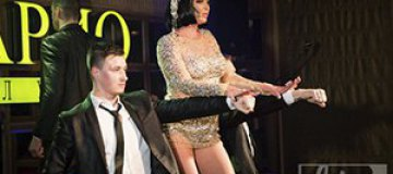 Волочкова устроила жаркие танцы в ресторане бывшей жены Баскова