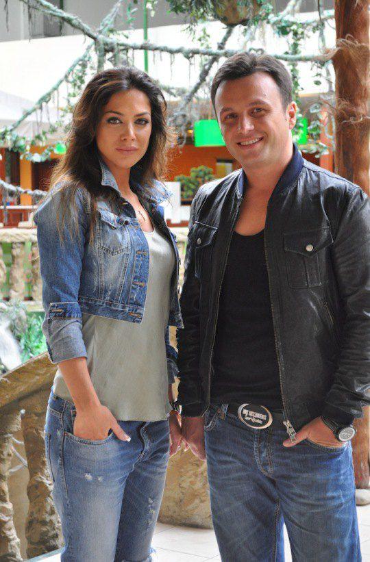 Давид и Юлия Кавтарадзе