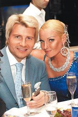 Волочкова утверждает, что их с Басковым связывает многолетняя дружба
