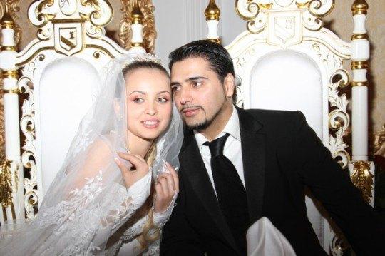 Александр Бердников с женой Ольгой