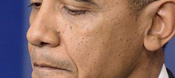 Барак Обама поддерживает мирный протест в Украине