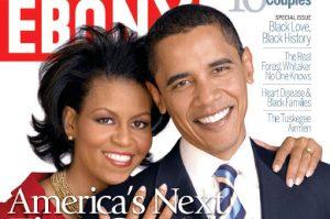Мишель Обама заставила мужа плакать