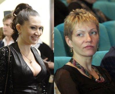 Алеся Бацман и Елена Сербина