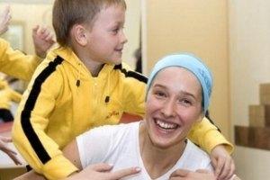 """Катя Осадчая: """"Я совершенно не строгая мама"""""""