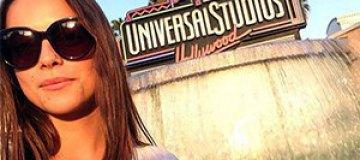 Арфуш отправил дочку на учебу в Голливуд