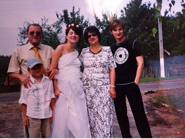 Свадьба Жанны и Алана Бадоева