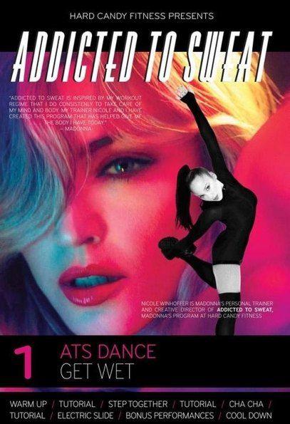 DVD от Мадонны