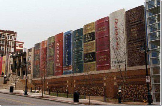 Публичная библиотека Канзас-сити, Миссури
