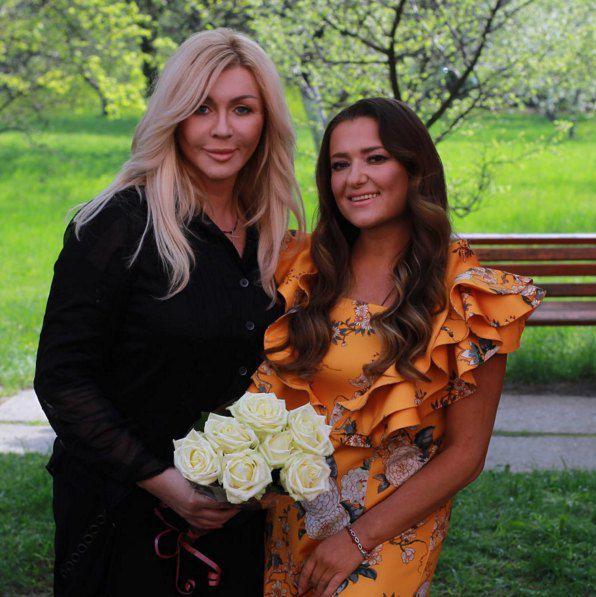 Подружки? Ирина Билык и Наталья Могилевская