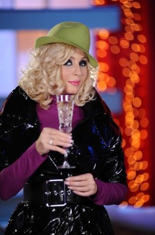 В новогоднюю ночь Ирина Билык будет развлекать донецких бизнесменов