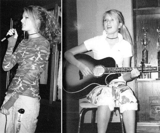 Тейлор Свифт (Taylor Swift), Hendersonville High School, Хендерсонвиль, штат Теннесси, 2006 год