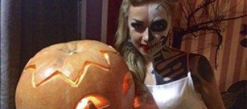 Хэллоуин 2014: Звезды шокируют костюмами