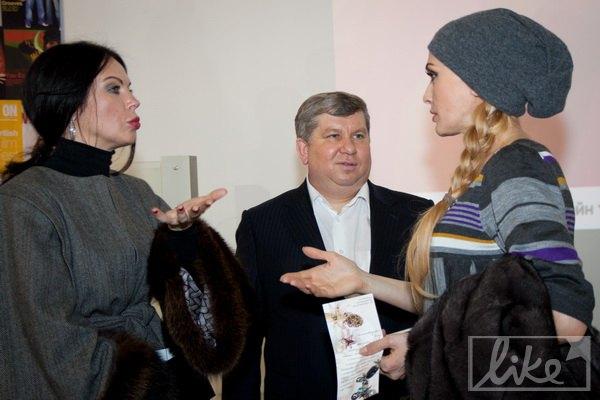 Влада с Ольгой что-то очень активно обсуждали