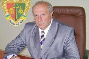 Глава Святошинской администрации носит часы президентов