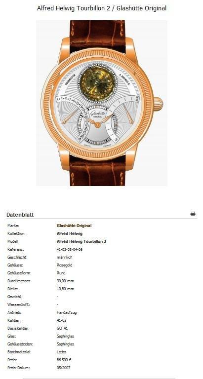 На сайте стоимость таких часов составляет 86 500 евро, что составляет около 1 000 000 грн.