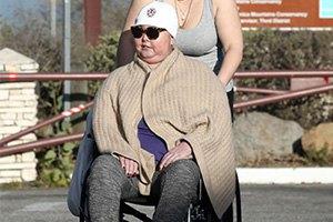 Опухоль Жанны Фриске быстро уменьшается в размерах