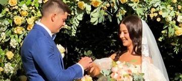 """Экс-участница """"ВИА Гры"""" Кожевникова показала свадебные фото"""