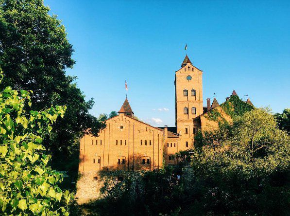 Замок Радомысль