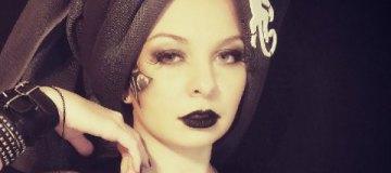 Певица KiRA MAZUR стала музой новой коллекции Залевского