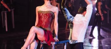 Злата Огневич на балетной сцене, солист KAZAKY без каблуков и балерины с пирожными
