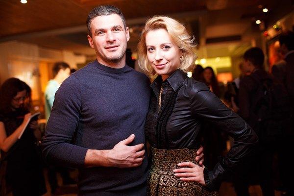 Арсен Мирзонян и Тоня Матвиенко
